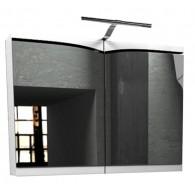 Зеркальный шкафчик Edelform CONCORDE / КОНКОРД 100 (белый глянец)