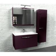 Комплект мебели Edelform CONCORDE / КОНКОРД 80 (махагон, глянец)