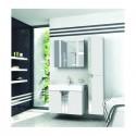Комплект мебели Edelform FRESH / ФРЕШ 80 (белый, глянец)