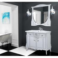 Комплект мебели EDELFORM LUISE / Луиза 100 (белый, матовый)