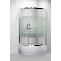 Душевой уголок Luxus Lang L013 R