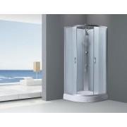 Душевая кабина Oporto Shower 8126 (комфорт) 90х90