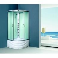 Душевая кабина 90х90 с гидромассажем Oporto Shower 8139