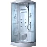Душевая кабина 90x90 с гидромассажем Oporto Shower 8082