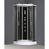 Душевая каби100х100 с гидромассажем Oporto Shower 8103