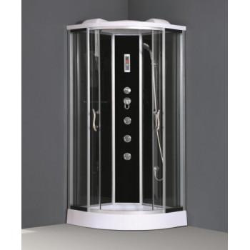 Душевая кабина 90х90 с гидромассажем Oporto Shower 8101