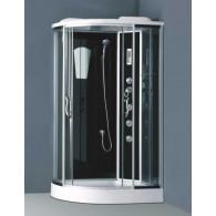 Душевая кабина 120х85 с гидромассажем Oporto Shower 8105R