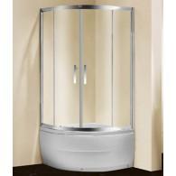 Душевое ограждение PRIMO 202 900*900*2000 мм (прозрачное стекло)