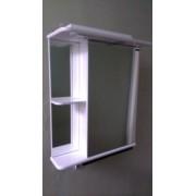 Зеркальный шкаф со светильником №3-60 Ф3