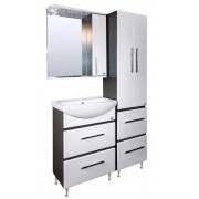 """Мебель для ванной комнаты Сатэм """"ВЕНГЕ"""""""