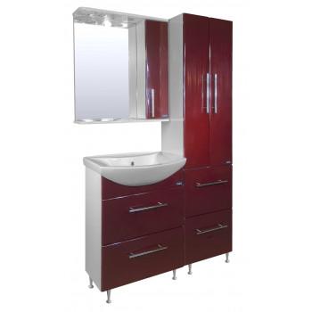 "Мебель для ванной комнаты Сатэм ""БОРДО"""