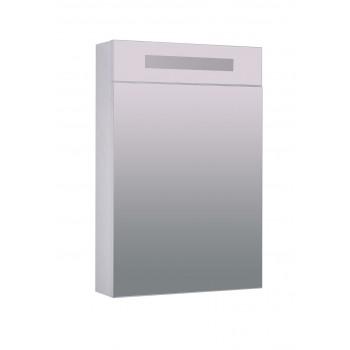 """Зеркальный шкаф со светильником """"Электра 500"""""""