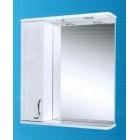 Зеркальный шкаф со светильником №3-60 Ф4 L/R