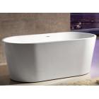 Акриловая ванна ABBER AB9203-1.6