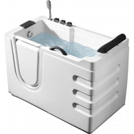 Акриловая ванна ABBER AB9000 C L