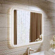 Зеркало с подсветкой Vanda Lux 80