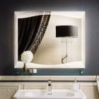 Зеркало с подсветкой Monaco 90