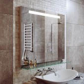 Зеркало с подсветкой Alavann Neve 60