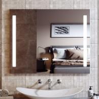 Зеркало с подсветкой Alavann Neve Duo 100