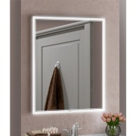 Зеркало с подсветкой Emma 800Х800 Alavann