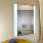 Зеркало с подсветкой Tess 600Х800 Alavann