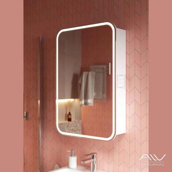 Шкаф зеркальный Lana 55