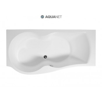 Ванна акриловая Aquanet Nicol 170x85 L