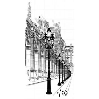 "Панно ""Sketch Paris"" арт. 60301"