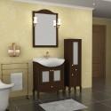 """Комплект мебели """"Флоренция 65 витраж"""" массив ясеня/бук тироль """"ASB-мебель"""""""