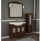 """Комплект мебели """"Флоренция 85 витраж"""" массив ясеня/бук тироль """"ASB-мебель"""""""