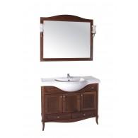 """Комплект мебели """"Салерно - 105"""" массив ясеня """"АСБ - мебель"""""""