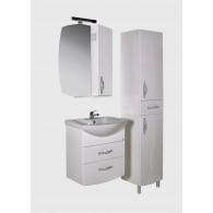"""Комплект мебели для ванной комнаты """"ASB-мебель"""" подвесной """"ГРЕТА 60"""""""