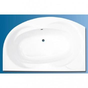Ванна акриловая Greta 160x105 L/R Banoperito
