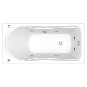 Ванна акриловая Bas Бриз 150х75 без гидромассажа