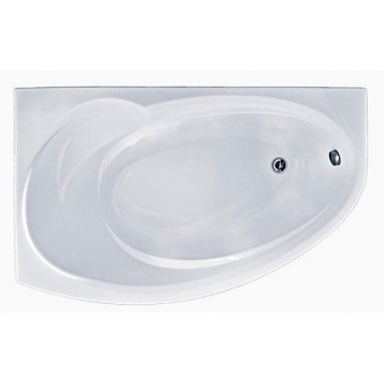 Ванна акриловая Bas Фэнтази 150х90 L без гидромассажа