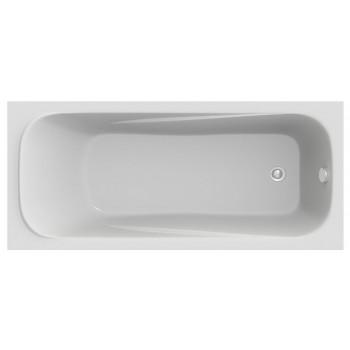 Ванна акриловая Bas Кварта 180х80 без гидромассажа
