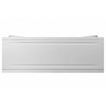 Фронтальный экран для ванны Астра белый Эстет