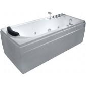 Акриловая ванна Gemy G9006-1.5 B R