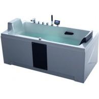 Акриловая ванна Gemy G9066 II K L/R