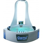 Акриловая ванна Gemy G9069 O