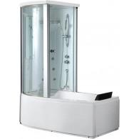 Акриловая ванна Gemy G8040 C L/R