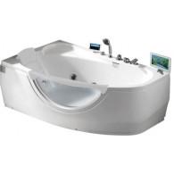 Акриловая ванна Gemy G9046 II О L/R