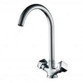 Смеситель для кухни Gross Aqua 6015084С-В02 (08 3022) FORMA