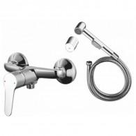 Смеситель c гигиеническим душем настенный Vista 5740267C-B