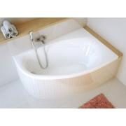 Акриловая угловая ванна HusKarl Helga 170 x 110 (правая)