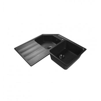 Кухонная мойка LEX MORENO 830 BLACK