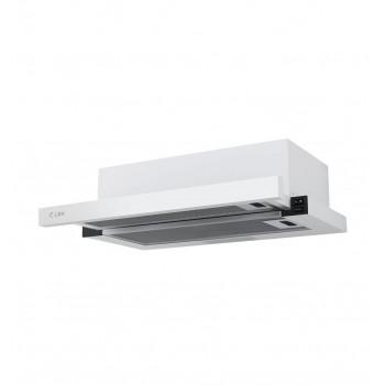 Встраиваемая кухонная вытяжка LEX HUBBLE 600 WHITE