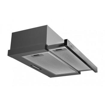 Встраиваемая кухонная вытяжка LEX HUBBLE 600 INOX