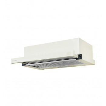 Встраиваемая кухонная вытяжка LEX HUBBLE 600 IVORY LIGHT