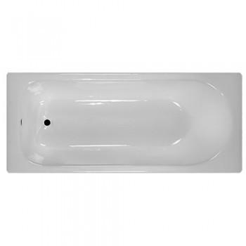 Чугунная ванна 1700х700х420 Zodiak с ножками
